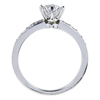 0.70 ct. Round Cut Solitaire Tiffany & Co. Ring, F, VS1 #3