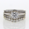.70 ct. Round Cut Solitaire Ring #4