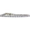 Round Cut Tennis Bracelet, H-I, I1-I2 #2