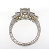 1.01 ct. Round Cut Solitaire Ring #1