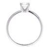0.7 ct. Round Cut Solitaire Ring, I, SI2 #4