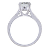 1.50 ct. Round Cut Solitaire Ring, H, SI2 #4