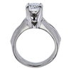 1.23 ct. Round Cut Bridal Set Ring, G, VS1 #1