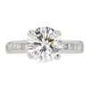 2.38 ct. Round Cut Solitaire Ring, K, VS1 #3