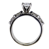1.02 ct. Round Cut Solitaire Ring #2