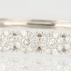 Round Cut Bangle Bracelet #2