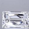 1.23 ct. Radiant Modified Cut Bridal Set Ring, H, VS1 #1