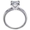 1.75 ct. Princess Cut Solitaire Ring, G, VS1 #3