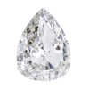 1.56 ct. Pear Cut Central Cluster Ring #2
