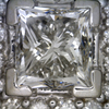 0.98 ct. Princess Cut Halo Ring #4
