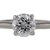2.03 ct. Round Cut Solitaire Ring #1