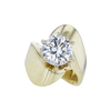 2.02 ct. Round Cut Solitaire Ring, I, SI2 #3