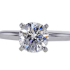 1.46 ct. Round Cut Solitaire Ring #3