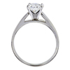 1.05 ct. Round Cut Bridal Set Ring, H, SI2 #1