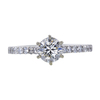 1.01 ct. Round Cut Solitaire Ring, J, VS2 #2