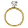 1.14 ct. Round Cut Solitaire Ring, L, VVS2 #2