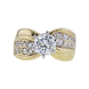 1.50 ct. Round Cut Solitaire Ring, J, SI2 #2