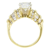 1.86 ct. Round Cut Solitaire Ring, J, VVS2 #3