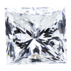 1.00 ct. Princess Cut Solitaire Ring, G, VS2 #1