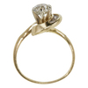 1.06 ct. Circular Brilliant Cut Right Hand Ring, J, I1 #4