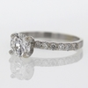 .85 ct. Round Cut Solitaire Ring #3