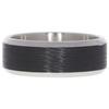 0.96 ct. Princess Cut Bridal Set Ring, H-I, SI1 #2