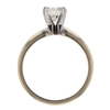 0.91 ct. Round Cut Bridal Set Ring #2