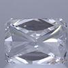 1.20 ct. Radiant Cut Bridal Set Ring, F, VS2 #2