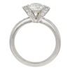0.84 ct. Round Cut Solitaire Tiffany & Co. Ring, G, VS1 #3