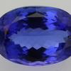 11.49 ct. Oval Cut Tanzanite #1