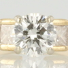 1.03 ct. Round Cut Ring #1