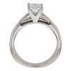 0.9 ct. Princess Cut Bridal Set Ring, G-H, VS1-VS2 #2