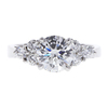 1.52 ct. Round Cut Ring, H, SI1 #1