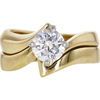 1.02 ct. Round Cut Solitaire Ring, D, VS1 #2