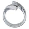1.01 ct. Princess Cut Solitaire Ring, I, VS1 #3