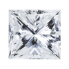 1.01 ct. Princess Cut Solitaire Ring, G, SI1 #1