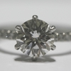 1.25 ct. Round Cut Solitaire Ring #2
