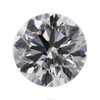 1.00 ct. Round Cut 3 Stone Ring #1