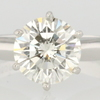 2.19 ct. Round Cut Solitaire Ring #1