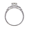 .80 ct. Round Cut Bridal Set Ring #3