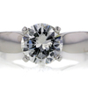 1.66 ct. Round Cut Solitaire Ring #1
