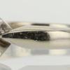0.93 ct. Round Cut Bridal Set Ring #2
