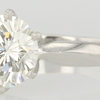 2.19 ct. Round Cut Solitaire Ring #2