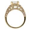 1.51 ct. Princess Cut Bridal Set Ring #2