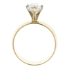 2.49 ct. Marquise Cut Solitaire Ring, L, SI2 #4