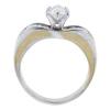 1.10 ct. Marquise Cut Bridal Set Ring, I-J, SI2 #3