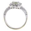 1.54 ct. Emerald Cut Solitaire Ring #2