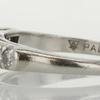 1.03 ct. European Cut Bridal Set Ring #4