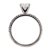 1.16 ct. Round Cut Solitaire Ring #2