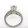 1.25 ct. Round Cut Bridal Set Ring #1